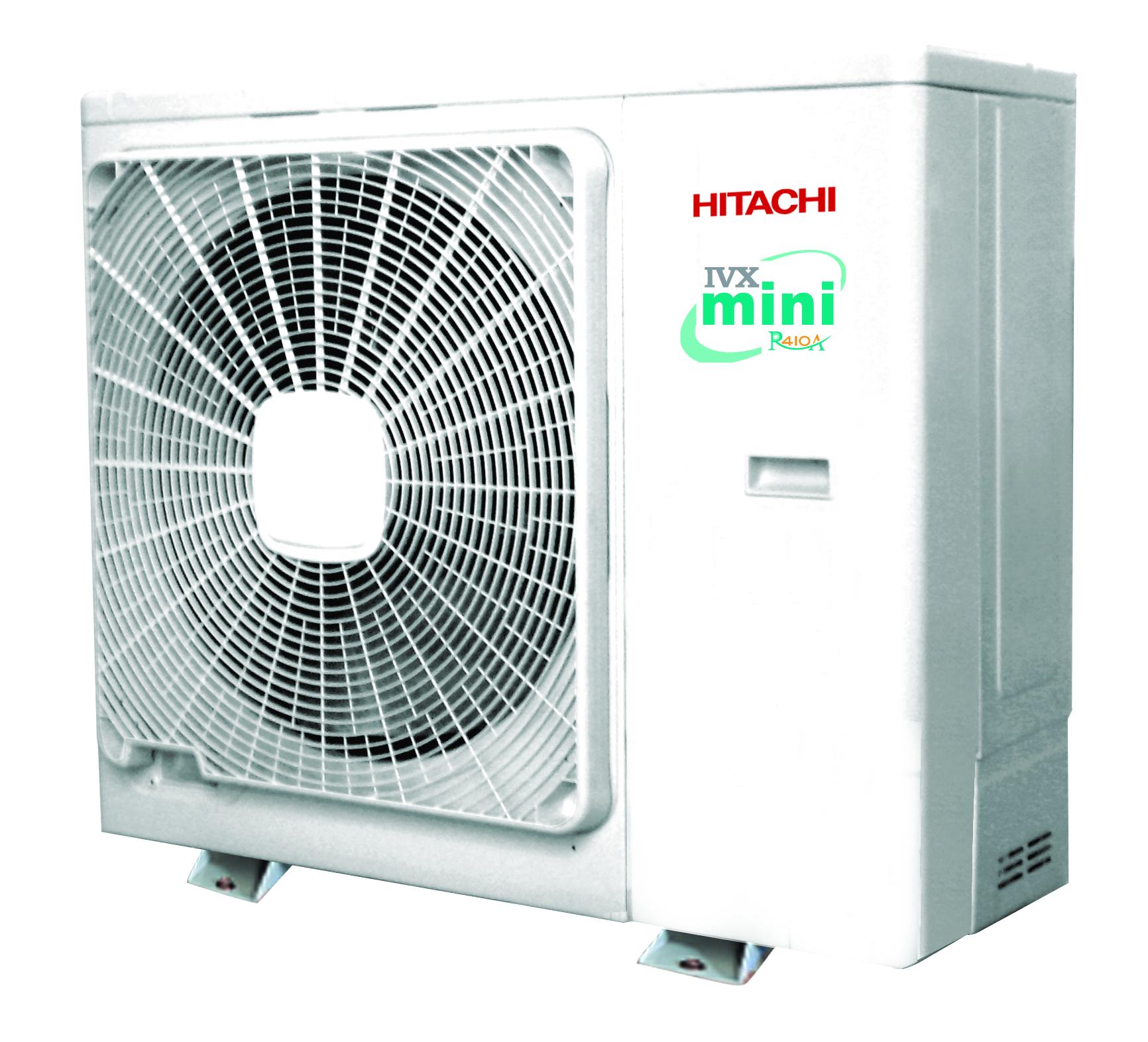 Hitachi Vrf R410a Outdoor Ivx Mini 3hp 5hp